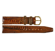 Chicken leather watch straps